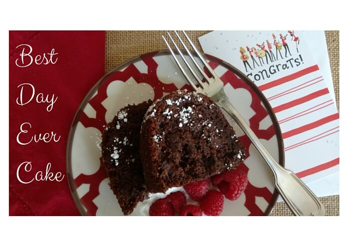 chocolate bundt cake, quick and easy